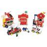 Lights & Sound Fire Department Playset