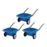 Wheelbarrows Set of 3
