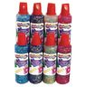 Colorations® Confetti Glitter Goo Rollers Set of 8