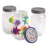 Colorations® All-Plastic Mason Jar Set of 6