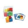 Excellerations® STEM Translucent Cubes with Activity Cards