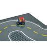 Stackable Road Baseplates Set of 8