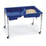 "Neptune Sand and Water Table with Lid 18""H"