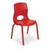 "Angeles® MyPosture™ Chair - 12""H Red"