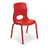 "Angeles® MyPosture™ Chair - 14""H Red"