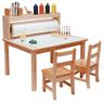 """Arts & Crafts Table for Two - 18""""H"""