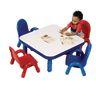 "30"" Square BaseLine® Table, 14""H - Blue"