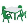 "30"" Square BaseLine® Table, 16""H - Green"