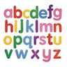 Translucent Rainbow Alphabet Letters 26 Pieces