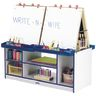 Rainbow Accents® 4-Station Easel - Teal