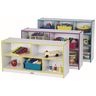 Rainbow Accents® Mobile Shelving, Toddler - Navy