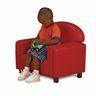 "Preschool Vinyl Chair 12""H Seat Height- Red"