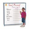 Rainbow Accents® 5-Section Coat Locker - Yellow