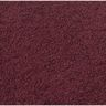 Mt. St. Helens Cranberry 6' x 9' Oval Solid Carpet