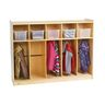 Value Line™ Birch 5-Section Toddler Locker