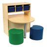 MyPerfectClassroom® VersaSpace™ Activity Table & Storage