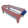 """18"""" Toddler Sand and Water Activity Center with Clear Liner - Red"""