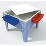 Toddler Mite Sensory Activity Table - Blue