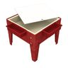 Toddler Mite Sensory Activity Table - Red