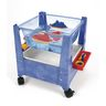 See All Sand and Water Table with Lid - Blue