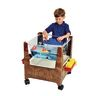 See All Sand and Water Table with Lid - Chocolate