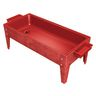 Toddler Sand and Water Activity Center - Red