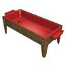 Toddler Sand and Water Activity Center - Chocolate