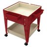 Mobile Mite Sensory Activity Table - Red