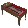 Wave Rave™ Activity Center with Sand Table - Chocolate