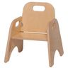 "Infant Toddler Chair, Single - 7""H Seat"