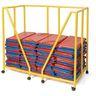 Rest Mat Storage Trolley