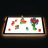 Magna-Qubix™ 29 Piece Clear Color Set