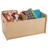 Environments® Toddler Divided Toy/Book Storage Unit