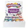 Colorations® Washable Mini Markers - Set of 200