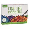 Crayola® Fine Line Permanent Markers 40 Vibrant Colors
