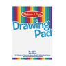 "Drawing Pads, Set of 3, 9"" x 12"""
