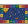 """Solar System Premium Carpet - 8'5"""" x 11'9""""  Rectangle"""