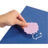 "Heavyweight Pink Construction Paper, 9"" x 12"", 500 Sheets"