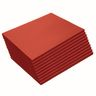 """Heavyweight Red Construction Paper, 9"""" x 12"""", 500 Sheets"""