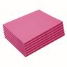 "Heavyweight Hot Pink Construction Paper, 9"" x 12"", 300 Sheets"