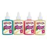 Colorations Glow in the Dark Glue, Set of 4, each 4 oz