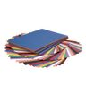 "Assorted Colors of Construction Paper, 9"" x 12"", 200 Sheets"