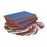 "Assorted Colors of Construction Paper, 9 ""x 12"", 500 Sheets"