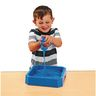 Excellerations® Classroom-Sized Tub of Slime, 3lbs- Neon Blue