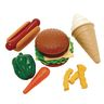 Let's Eat! 83-Piece Deluxe Food Set