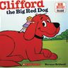 Clifford the Big Red Dog Paperback book