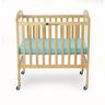 Environments® Compact Adjustable Clear View Crib