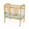 Environments Safe-T-Side Clear View/Mirror Crib