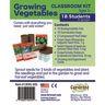 Growing Vegetables Classroom Kit