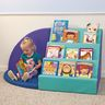 Toddler Book Nook Reading and Book Display Center